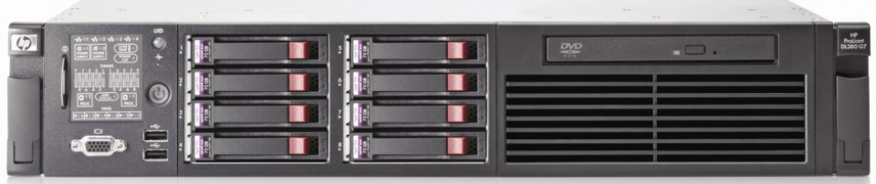 سرور HP DL380 G7