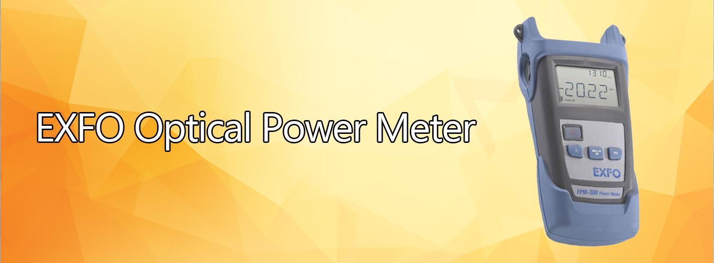 پاورمتر فیبر نوری اکسفو FPM-300