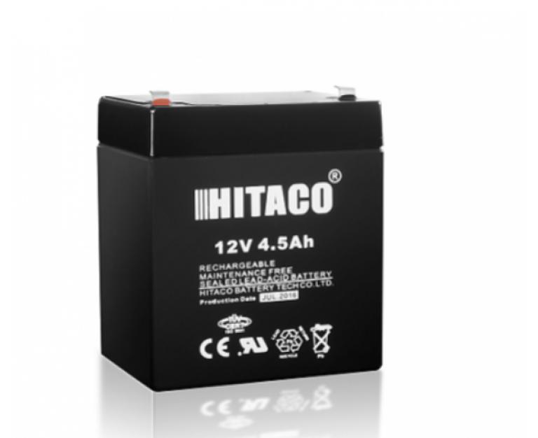 باتری هیتاکو 12 ولت 4.5 آمپر