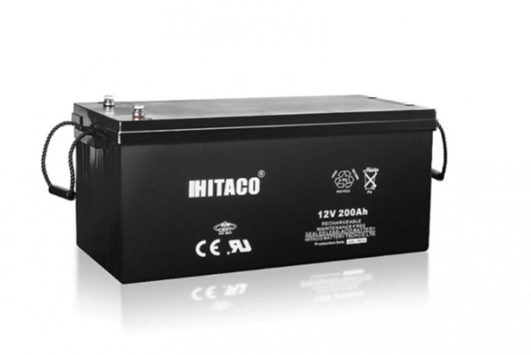 باتری هیتاکو 12 ولت 200 آمپر ساعت